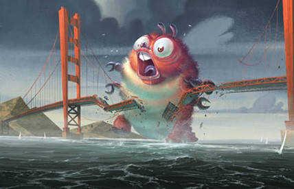 Blog Monsters Vs Aliens 4 16 09 Dexter Statesman